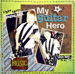My Guitar Hero
