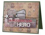 American Hero Card