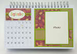 Desktop Flip Calendar - September