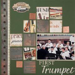First Trumpet