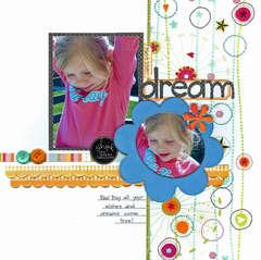 Dream(Kraft Girl Kits)