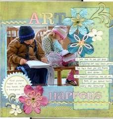 ART happens
