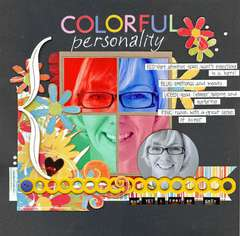 Colorful Personality ( All About Me)