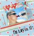 I'm lovin it!