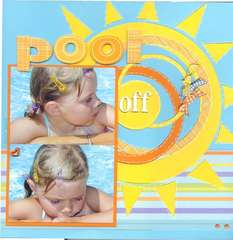 Pool off