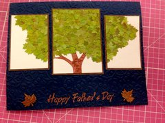 Father's Day tree