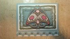 Art Nouveau Moth