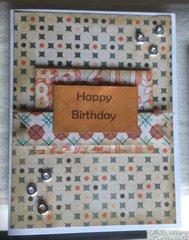 Boy's birthday card