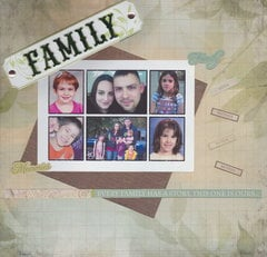 Every family has a story, this one is ours...