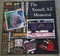 Tour of Honor 2015 Yarnell Memorial