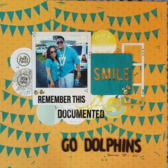 Go Dolphins!!