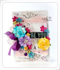 Card for April's Prima PP