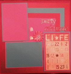 Bingo Birthday