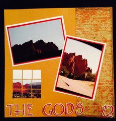 Garden of the Gods (2nd Page)