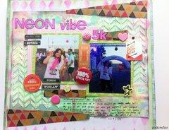 Neon Vibe Run