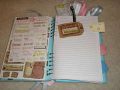 Pregnancy Journal-Inside Page