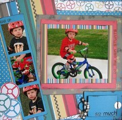 Zach's Bike