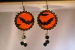 Bottlecap Earrings *Basically Bare*
