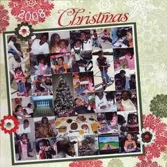 Christmas '08 - MIL