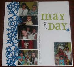 May Birth Day