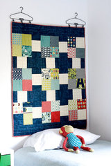 A Clever Way to Hang your Quilt by Julie Comstock