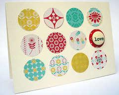 Simple Circle Card