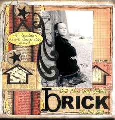 Rusty Pickle: More than just another brick in the wall