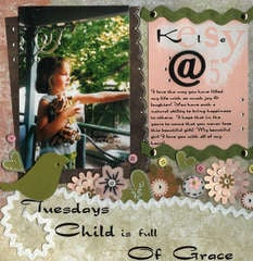 *Lucky 7* Tuesdays Child