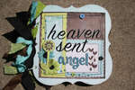 mini album: Heaven sent angel