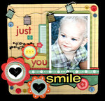Smile *My Little Shoebox*