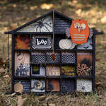 Halloween Wood Tray Decor