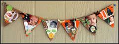 Paxton Birthday Banner
