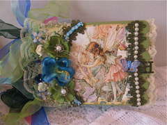 Fairy Mini Album For Heather (HVN101)