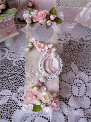 Shabby Chic Door Hanger