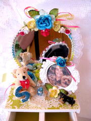 Limeade Jewelry Box/Dresser