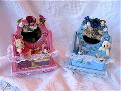 Little Jewelry Dressers