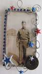 OWH Memorial day soldered ornament