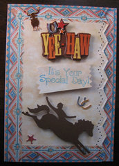 Wild West birthday