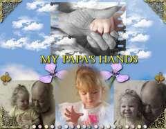 MY PAPA'S HANDS