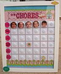 {chore chart}