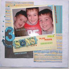 My 3 Sons- redo