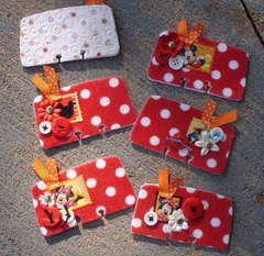 Disney rolodex cards