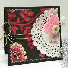 Be Mine card *Jenni Bowlin*