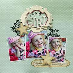 Girly Girl *Melissa Frances*