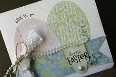 Happy Easter card *Melissa Frances*