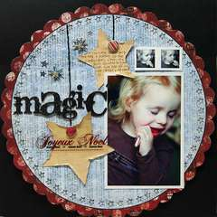 Magic *Pink Paislee*