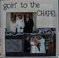 Wedding album - goin' to the chapel