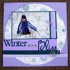 Winter....Bliss