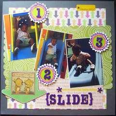 1,2,3 Slide