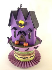 Bat Wing House
